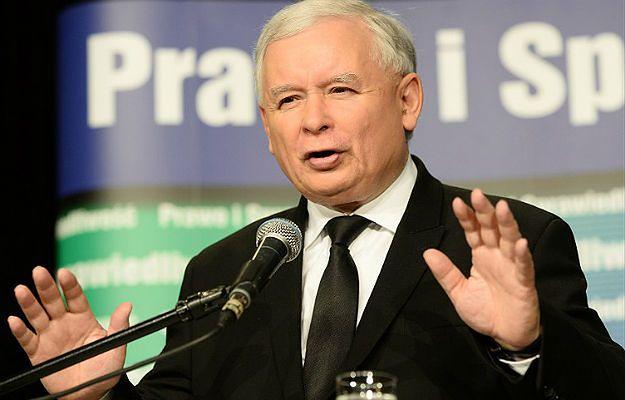 Jarosław Kaczyński: wyobrażam sobie, że polski rząd nie poprze Donalda Tuska na drugą kadencję szefa Rady Europejskiej