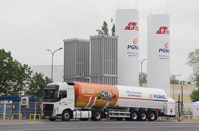 Gazprom wypłacił 1,5 mld dolarów PGNiG. Kwieciński: pieniądze są już na naszym koncie
