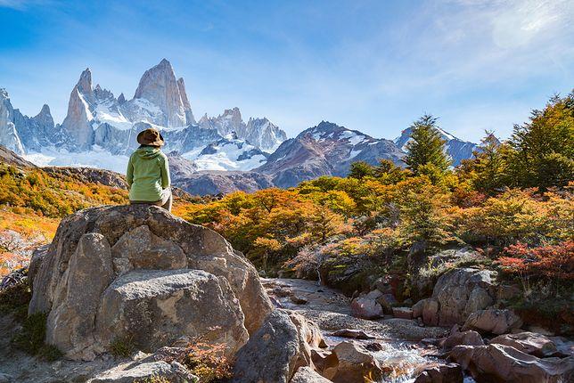 Góry w Ameryce Południowej. Patagonia. Niezwykła kraina