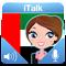 iTalk Język Arabski icon