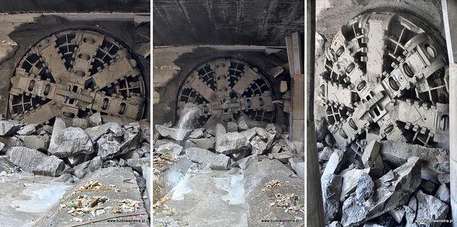 Wydrążono drugi tunel pod Wisłą!