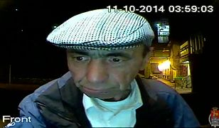Policja szuka kieszonkowca. Rozpoznajesz go?
