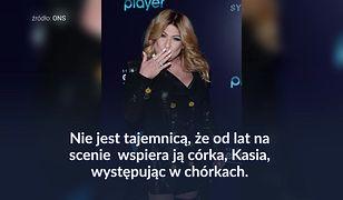Beata Kozidrak wiele zawdzięcza rodzinie. Jedna z córek poszła w jej ślady