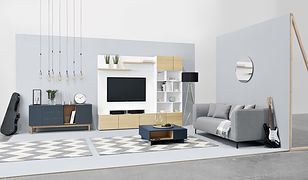 Urządzając wnętrze w stylu skandynawskim, najlepiej wybrać meble z naturalnych materiałów i w stonowanej kolorystyce