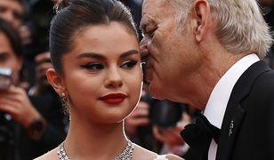Selena Gomez i Bill Murray w Cannes
