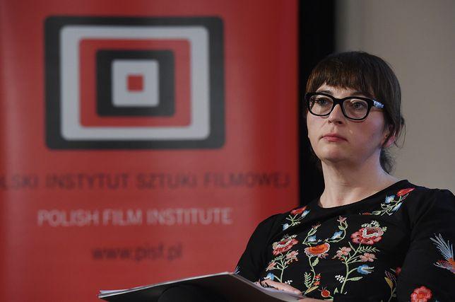 Magdalena Sroka nie jest już szefową PISF