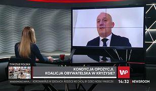 Szymon Hołownia podbiera posłów? Zaskakujący komentarz Sławomira Neumanna