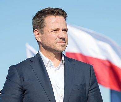 Obywatele RP zaapelowali do Rafała Trzaskowskiego o złożenie partyjnej legitymacji