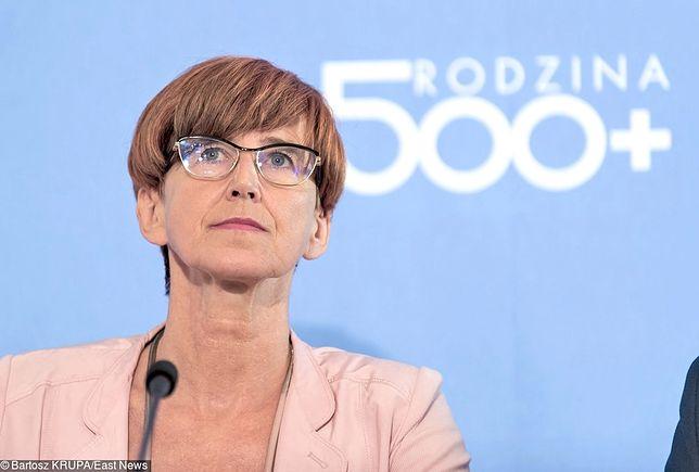 Elżbieta Rafalska: premier Szydło ma jedną wadę