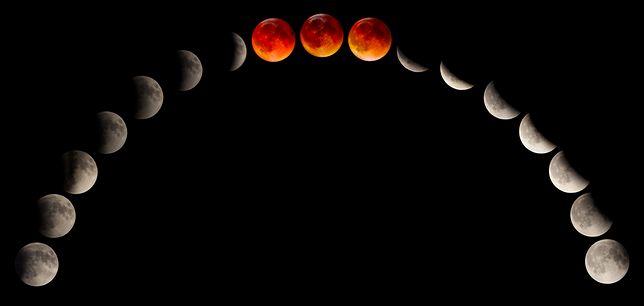 Zaćmienie Księżyca będzie widoczne we wtorek 16.07 od 18:42
