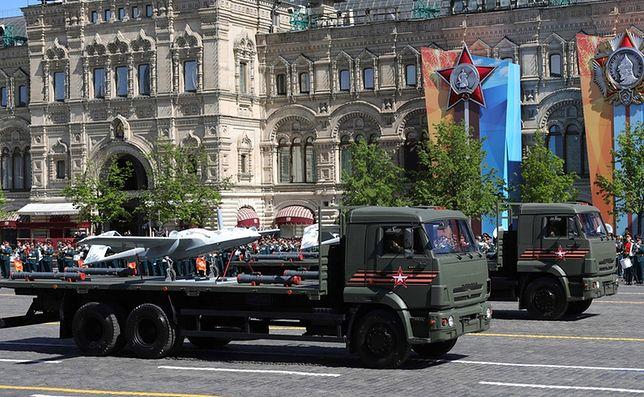 Coroczny pokaz militarnej potęgi Rosji