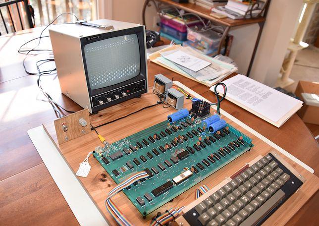 Niesamowita maszyna ma ponad 42 lata a wciąż działa