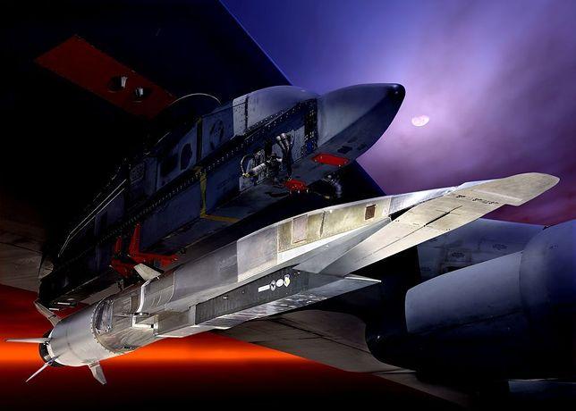 X-51A WaveRider - eksperymentalny pocisk hipersoniczny