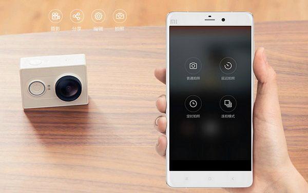 Xiaomi Yi: lepsza i tańsza od GoPro Hero?
