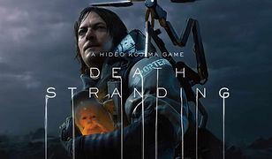 """Dzisiaj nowy trailer """"Death Stranding"""" - gry Hideo Kojimy"""