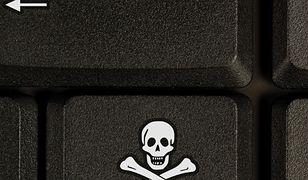 Program antywirusowy zablokuje nam... ściąganie pirackich plików
