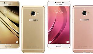 Samsung Galaxy C5 zaprezentowany - mocna specyfikacja za dość rozsądną cenę