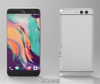 HTC 11 - tak według przecieku ma wyglądać najnowszy flagowy model HTC
