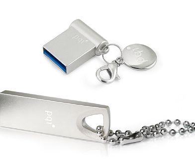 Pamięci PQI i-mini oraz Tiffany na USB 3.0