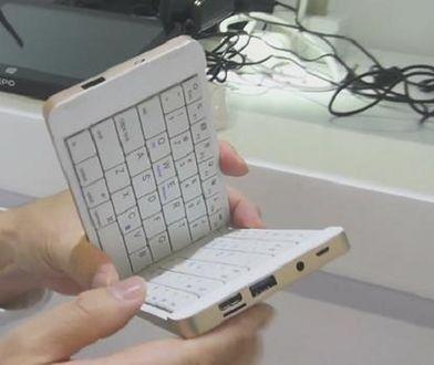 Otwierasz klawiaturę, a tam... komputer