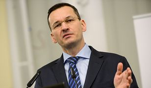 Premier Morawiecki prowadzi rozmowy ws. reakcji na atak w Wielkiej Brytanii