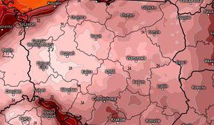 Zbliża się nowa fala upałów. 27 czerwca szykuje się 40 stopni C.
