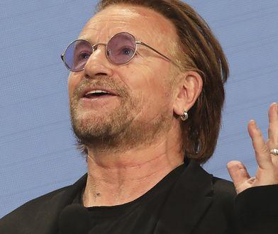 U2 zdobyło się na hojny gest w czasie pandemii