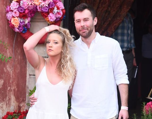 Lara Gessler już mężatką? Na ślubie nie było jej matki?