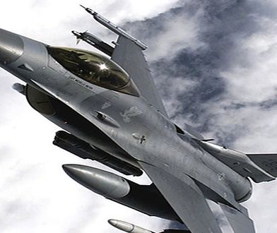 Polskie F-16 przechwyciły rosyjski samolot szpiegujący