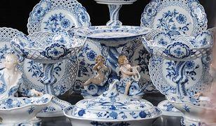 Słynne cebulaki, czyli wzór cebulowy na porcelanie