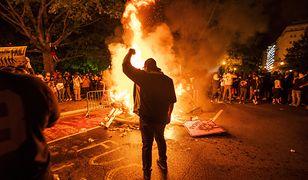 USA. Nie żyje George Floyd. Protestujący zniszczyli pomnik Tadeusza Kościuszki w Waszyngtonie (zdjęcie ilustracyjne)