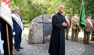 Ks. Stanisław Sikorski na rocznicy Radomskiego Czerwca '76