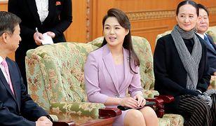 Tego nie wiesz o żonie Kim Dzong Una