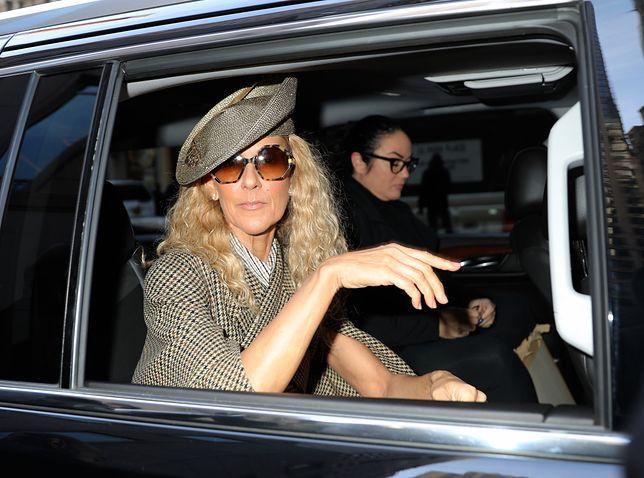 Celine Dion zadała szyku w Nowym Jorku
