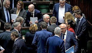 Pilna narada w Sejmie