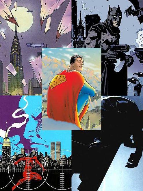 5 komiksów, od których warto zacząć przygodę z superbohaterami