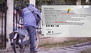 """Apel przedstawiciela Poczty Polskiej do obywateli: """"podarujcie rower listonoszowi"""""""