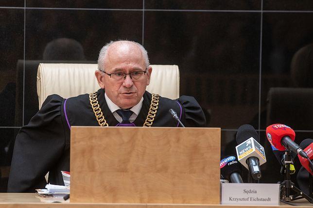 Sędzia Krzysztof Eichstaedt