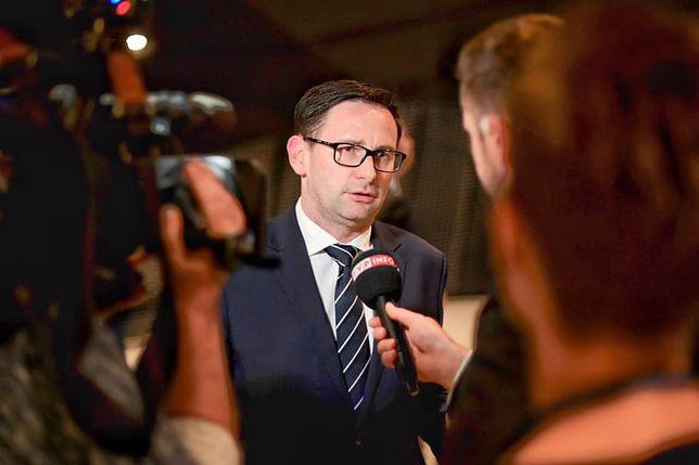 """Prezes PKN Orlen Daniel Obajtek uważa, że ostatnie publikacje na jego temat to """"zlecenie"""""""