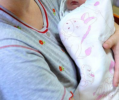 W szpitalu w Chojnicach 13-latka urodziła dziecko