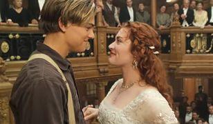 """Ostatnia scena """"Titanica""""."""