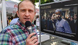 """Wystawa zdjęć z filmu """"Piłsudski"""" do zobaczenia w Sopocie"""