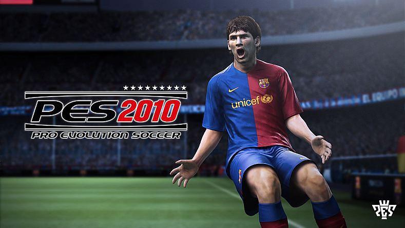 PES 2010 z łatką i małym DLC