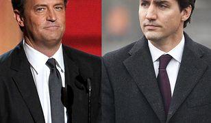 """Justin Trudeau odpłacił się gwieździe """"Przyjaciół"""". """"Kto nie chciałby uderzyć Chandlera""""?"""