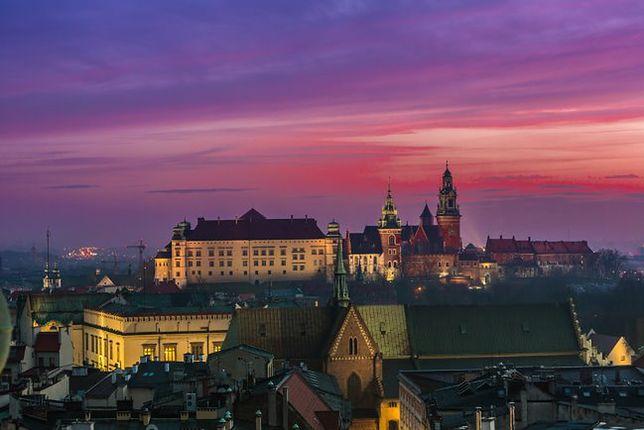 Amerykanin włamał się na Wawel