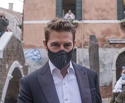 """Tom Cruise wściekł się na planie """"Mission: Impossible 7"""". Wyciekło nagranie"""