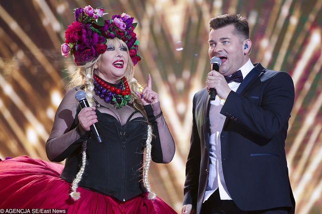 Maryla Rodowicz i Zenon Martyniuk byli gwiazdami ubiegłorocznego Sylwestra w TVP2