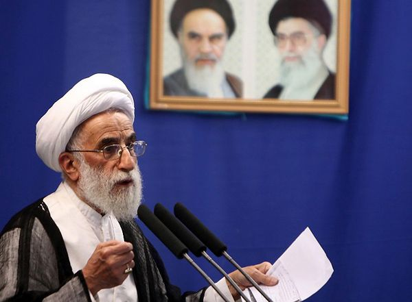 Wpływowy duchowny z Iranu ostrzega przed nawiązywaniem stosunków z USA