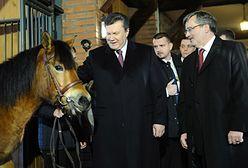 Wizyta Wiktora Janukowycza w Polsce