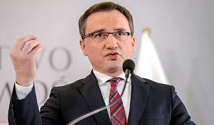 Zbigniew Ziobro nie chce czekać do wyboru nowego prezesa SN